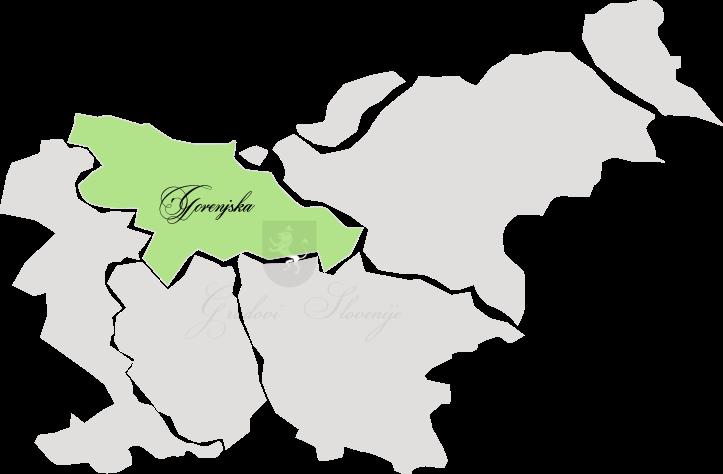 Pokrajine Slovenije